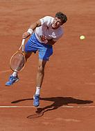 Pablo Carreno Busta of Spain during the Roland-Garros 2021, Grand Slam tennis tournament on June 6, 2021 at Roland-Garros stadium in Paris, France - Photo Nicol Knightman / ProSportsImages / DPPI