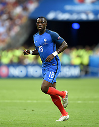 Moussa Sissoko of France  - Mandatory by-line: Joe Meredith/JMP - 10/07/2016 - FOOTBALL - Stade de France - Saint-Denis, France - Portugal v France - UEFA European Championship Final