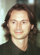 Scottish actor Robert Carlyle pictured attending a film premiere during  the 1998 Edinburgh International Film Festival. In 1996 and 1997, the Glasgow-born actor appeared in what are arguably the two most high-profile roles of his career to date: that of the psychopathic Francis Begbie in Trainspotting and Gaz, the mild-mannered leader of a group of amateur male strippers, in The Full Monty.