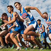 Cross Country - 2013 Roger Curran