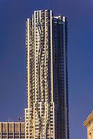 Beekman Tower (8 Spruce Street), New York, New York USA.