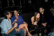 LEANDRO MILIDELLO AND ANA KONDER, Vanessa Miedler birthday party. Dolce. Air St. London. 310108. *** Local Caption *** -DO NOT ARCHIVE-© Copyright Photograph by Dafydd Jones. 248 Clapham Rd. London SW9 0PZ. Tel 0207 820 0771. www.dafjones.com.