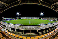 General View of stadium during the Sky Bet League 2 match between Hartlepool United and Stevenage at Victoria Park, Hartlepool, England on 9 February 2016. Photo by Mark P Doherty.