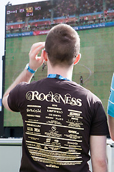 Rockness fans enter..Rockness, Friday 11th June..Pic ©2010 Michael Schofield. All Rights Reserved.