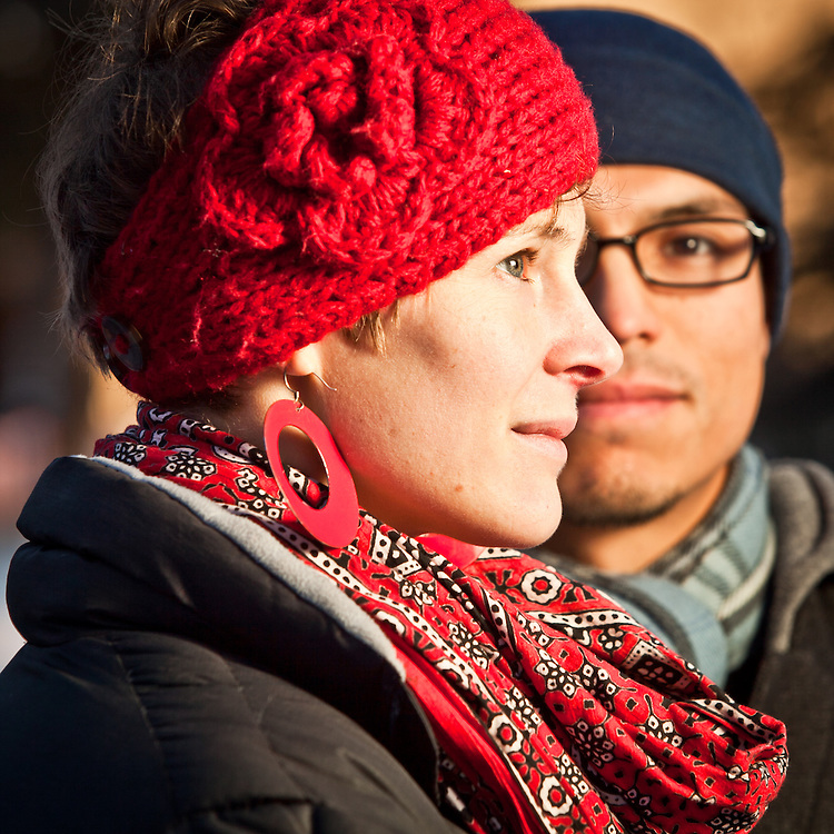 Oscar Avellaneda and Laura Norton-Cruz