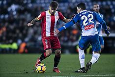 Espanyol v Girona 11 Dec 2017