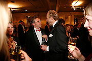 TREVOR DOLBY AND ED VICTOR, 17th Annual Book Awards, hosted by richard and Judy. grosvenor House. London. 29 March 2006. ONE TIME USE ONLY - DO NOT ARCHIVE  © Copyright Photograph by Dafydd Jones 66 Stockwell Park Rd. London SW9 0DA Tel 020 7733 0108 www.dafjones.com