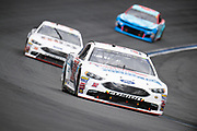 September 28-30, 2018. Charlotte Motorspeedway, ROVAL400: 32 Matt DiBenedetto, Superior Logistics Services, Inc., Ford, GO FAS Racing