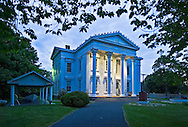 "Sag Harbor Whaling Museum is a museum in Sag Harbor, New York, dedicated to the town's past as a prosperous whaling port. It houses the largest collection of whaling equipment in the state of New York, ""Long Island's finest example of high style Greek revival architecture."