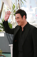 Actor Bae Seong-woo at the Office film photo call at the 68th Cannes Film Festival Tuesday May 19th 2015, Cannes, France.