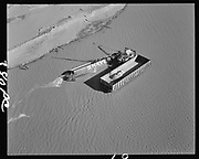 "ackroyd-P380-19 ""Rivergate. February 9, 1968"" ((Shaver barge & dredge. effluent discharge?)"
