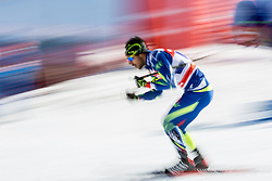 Jouve Richard of France during 6 x 1.2 km Team Sprint Free race at FIS Cross Country World Cup Planica 2016, on January 17, 2016 at Planica, Slovenia. Photo By Grega Valancic / Sportida