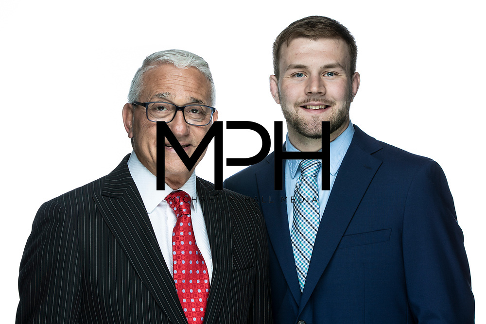 Portraits of Harry Mancini and his Real Estate team. All photos are Copyright of Michael P. Hall.