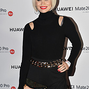 Kimberly Wyatt attend Huawei - VIP celebration at One Marylebone London, UK. 16 October 2018.
