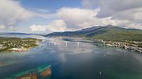 Gisundet er et ca. 35 km langt sund i Troms og Finnmark fylke, omkranset av et bølgende kulturlandskap.