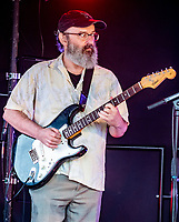 Spike Holifield  (Sinead O'Connor  live at the Picnic at the Palace at  Blenheim Palace ,woodstock oxfordshire 15 aug 2020 Photo by Brian Jordan
