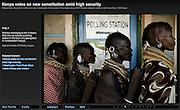 Kenya, vote on new referendum - The Washington Post.