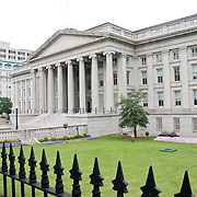 US Department of the Treasury, Washington DC