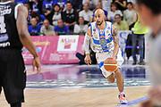 DESCRIZIONE : Campionato 2014/15 Dinamo Banco di Sardegna Sassari - Dolomiti Energia Aquila Trento Playoff Quarti di Finale Gara4<br /> GIOCATORE : David Logan<br /> CATEGORIA : Palleggio Contropiede<br /> SQUADRA : Dinamo Banco di Sardegna Sassari<br /> EVENTO : LegaBasket Serie A Beko 2014/2015 Playoff Quarti di Finale Gara4<br /> GARA : Dinamo Banco di Sardegna Sassari - Dolomiti Energia Aquila Trento Gara4<br /> DATA : 24/05/2015<br /> SPORT : Pallacanestro <br /> AUTORE : Agenzia Ciamillo-Castoria/L.Canu
