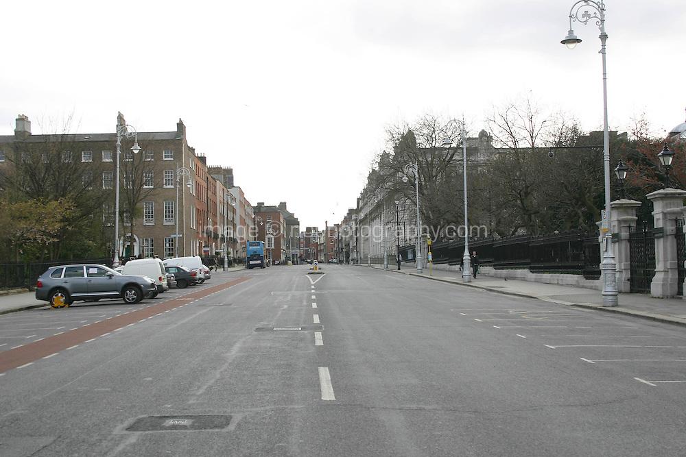 Merrion Square, Dublin, Ireland
