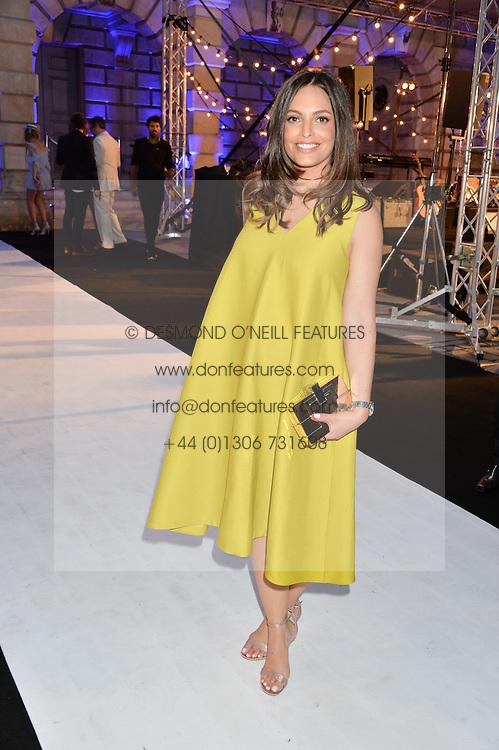 OLIVIA WAYNE at the Royal Academy of Arts Summer Exhibition Preview Party at The Royal Academy of Arts, Burlington House, Piccadilly, London on 7th June 2016.