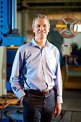 O Diretor Superintendente da TMSA Tecnologia em Movimentação S/A, Mathias Elter, atua na área de movimentação e processamento de granéis sólidos, graduado em Engenharia Elétrica pela UFRGS com Especialização em Gestão Empresarial , é Diretor Regional da ABIMAQ - Associação Brasileira da Indústria de Máquinas e Equipamentos , Diretor da Fiergs e membro do Núcleo de Apoio a Inovação RS. FOTO: Jefferson Bernardes/Preview.com
