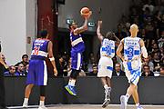 DESCRIZIONE : Campionato 2014/15 Dinamo Banco di Sardegna Sassari - Enel Brindisi<br /> GIOCATORE : Marcus Denmon<br /> CATEGORIA : Tiro Controcampo<br /> SQUADRA : Enel Brindisi<br /> EVENTO : LegaBasket Serie A Beko 2014/2015<br /> GARA : Dinamo Banco di Sardegna Sassari - Enel Brindisi<br /> DATA : 27/10/2014<br /> SPORT : Pallacanestro <br /> AUTORE : Agenzia Ciamillo-Castoria / Luigi Canu<br /> Galleria : LegaBasket Serie A Beko 2014/2015<br /> Fotonotizia : Campionato 2014/15 Dinamo Banco di Sardegna Sassari - Enel Brindisi<br /> Predefinita :
