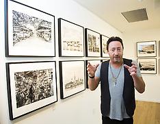 California: Celebrity Portraits of Julian Lennon, September 16, 2016