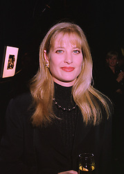 MRS RUPERT CORDLE she is the sister of Mrs Ben Sangster, at a party in London on 26th February 1998.MFU 23