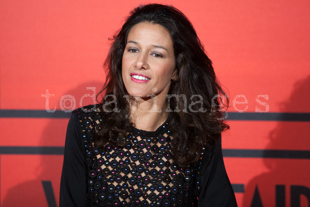Maria Jurado during the photocall of Vanity Fair 5th Anniversary party In Madrid
