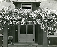 1910 Hollywood's first Police Station