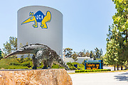 Peter the Anteater Campus Mascot Sculpture