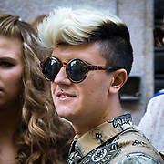 Il terzo giorno della Settimana della Moda a Milano<br /> <br /> The thirDay of Milan fashion week