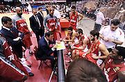 DESCRIZIONE : Milano Eurolega Euroleague 2013-14 EA7 Emporio Armani Milano Olympiacos Piraeus<br /> GIOCATORE : Coach GEORGE BARTZOKAS <br /> CATEGORIA : Fair Play Direttive TimeOut<br /> SQUADRA : Olympiacos Piraeus<br /> EVENTO : Eurolega Euroleague 2013-2014<br /> GARA : EA7 Emporio Armani Milano Olympiacos Piraeus<br /> DATA : 09/01/2014<br /> SPORT : Pallacanestro <br /> AUTORE : Agenzia Ciamillo-Castoria / A. Giberti<br /> Galleria : Eurolega Euroleague 2013-2014  <br /> Fotonotizia : Milano Eurolega Euroleague 2013-14 EA7 Emporio Armani Milano Olympiacos Piraeus<br /> Predefinita :