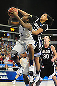 20100327 - Sweet16 - Xavier Musketeers vs Gonzaga Bulldogs