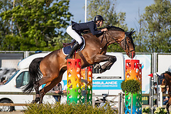 Meersschaert Jan, BEL, Karthago van't Breemhof<br /> Belgisch Kampioenschap - Azelhof 2019<br /> © Hippo Foto - Dirk Caremans