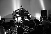 WAYNE BURGESS, JAGUAR'S CHIEF DESIGNER. Wallpaper Design Awards. Old Post Sorting Office. New Oxford St. London. 9 January 2008. -DO NOT ARCHIVE-© Copyright Photograph by Dafydd Jones. 248 Clapham Rd. London SW9 0PZ. Tel 0207 820 0771. www.dafjones.com.