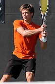 2/20/11 Men's Tennis vs Florida Atlantic