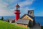 Lighthouse; Phare de Pointe-à-la-Renommée<br /> Pointe-à-la-Renommée<br /> Quebec<br /> Canada