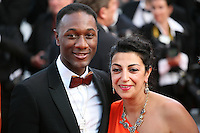 Aloe Blacc  at The Paperboy gala screening red carpet at the 65th Cannes Film Festival France. Thursday 24th May 2012 in Cannes Film Festival, France.