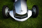 August 16-20, 2017: Infiniti Project 9 F1 concept car