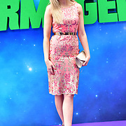 Victoria Brown attend the Shaun the Sheep Movie: Farmageddon, at ODEON LUXE on 22 September 2019,  London, UK.