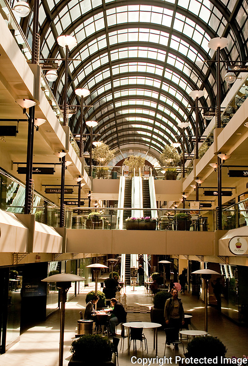 Crocker Galleria in Downtown San Francisco