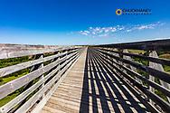 Niobrara River Trestle on the Cowboy Trail in Valentine, Nebraska, USA MR