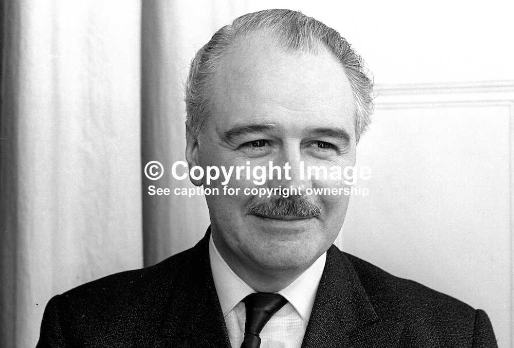 Captain L P S Orr, aka Captain Lawrence Percy Story Orr, Ulster Unionist, MP, South Down, UK Parliament. He was chairman of the Ulster Unionist MPs in Westminster. He was also Imperial Grand Master of the Orange Order. 196802000098<br /> <br /> Copyright Image from Victor Patterson, Belfast, UK<br /> <br /> t: +44 28 9066 1296 (from Rep of Ireland 048 9066 1296)<br /> m: +44 7802 353836<br /> e: victorpattersonbelfast@gmail.com<br /> <br /> www.images4media.com<br /> <br /> Please see my full Terms and Conditions of Use at https://www.images4media.com/p/terms-conditions - it is IMPORTANT that you familiarise yourself with them.<br /> <br /> Images used online incur an additional cost. This cost should be agreed in writing in advance. Online images must be visibly watermarked i.e. © Victor Patterson or that of the named photographer within the body of the image. The original metadata must not be deleted from images used online.<br /> <br /> This image is only available for the use of the download recipient i.e. television station, newspaper, magazine, book publisher, etc, and must not be passed on to a third party. It is also downloaded on condition that each and every usage is notified within 7 days to victorpattersonbelfast@gmail.com.<br /> <br /> The right of Victor Patterson (or the named photographer) to be identified as the author is asserted in accordance with The Copyright Designs And Patents Act (1988). All moral rights are asserted.