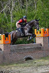 Steegmans Raf, BEL, Vencor<br /> Nationale LRV-Eventingkampioenschap Minderhout 2017<br /> © Hippo Foto - Kris Van Steen<br /> 30/04/17