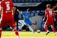 James Jennings. Stockport County FC 0-0 Bromley FC. Vanarama National League. Edgeley Park. 5.4.21