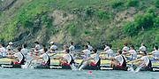 St Catherines, CANADA,  Men's Lightweight Eights final.. USA LM8+. .John CASHMAN , Kevin COTTER , Eric Den BESTEN TINHOLT , Sean KAMMANN , Christopher KERBER , William PLIFKA , Gregory RUCKMAN , Nicholas TRIPICIAN , Alexey SALAMINI (c) 1999 World Rowing Championships - Martindale Pond, Ontario. 08.1999..[Mandatory Credit; Peter Spurrier/Intersport-images]   ...St Catherines, CANADA,  Men's Lightweight Eights final.. .USA LM8+. .John CASHMAN , Kevin COTTER , Eric Den BESTEN TINHOLT , Sean KAMMANN , Christopher KERBER , William PLIFKA , Gregory RUCKMAN , Nicholas TRIPICIAN , Alexey SALAMINI (c)..GBR LM8+. Phil BAKER , Gareth DAVIS , Ned KITTOE , Mike LOUZADO , James McGARVA , Nicholas STRANGE , Aidan TUCKER , David WEBB...CAN LM8+. Dave BOYES , Jeff LAY , Matt McCARTHY , Graham McLAREN , Erik OINONEN , Anthony SHEARING , Ben STOREY , Edward WINCHESTER , Patrick NEWMAN (c) ..1999 World Rowing Championships - Martindale Pond, Ontario. 08.1999..[Mandatory Credit; Peter Spurrier/Intersport-images]   ... 1999 FISA. World Rowing Championships, St Catherines, CANADA