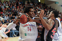 Jean Baptiste Adolphe Michel Jbam - 27.12.2014 - Paris Levallois / Nancy - 15eme journee de Pro A<br />