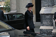 Princess Michael of Kent, Mark Birley funeral. St Paul's , Knightsbridge. London. 19 September 2007. -DO NOT ARCHIVE-© Copyright Photograph by Dafydd Jones. 248 Clapham Rd. London SW9 0PZ. Tel 0207 820 0771. www.dafjones.com.